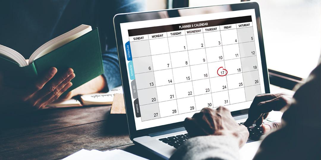 Reprogramar eventos corporativos tras el COVID-19